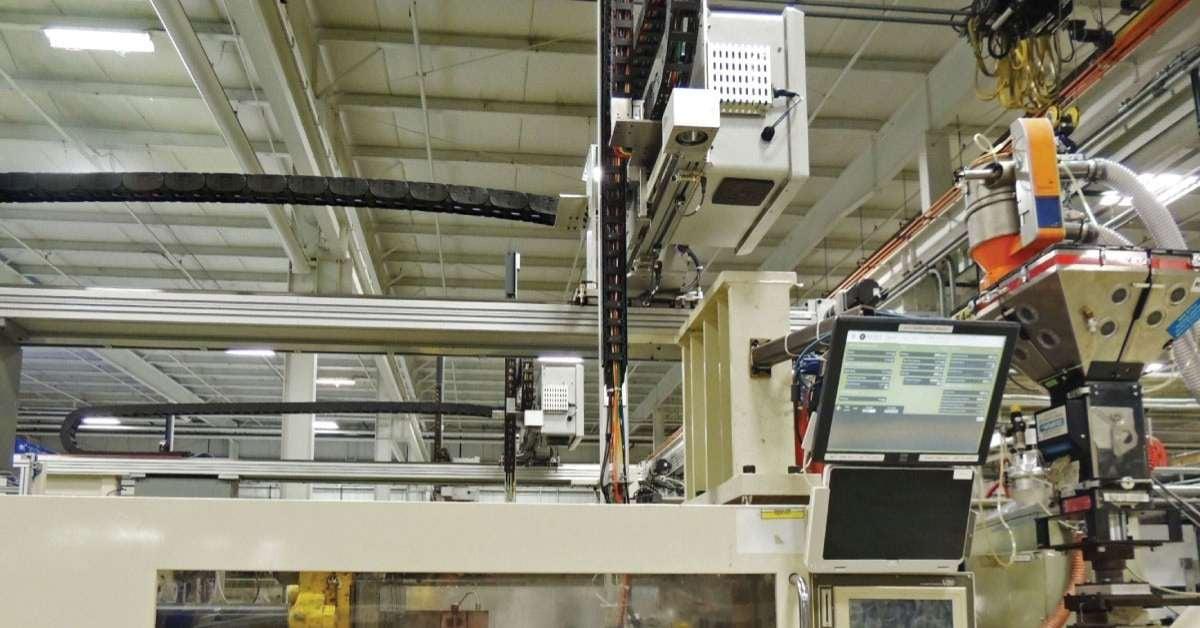 Attuatori Rollon per lautomazione dello stampaggio plastico_2