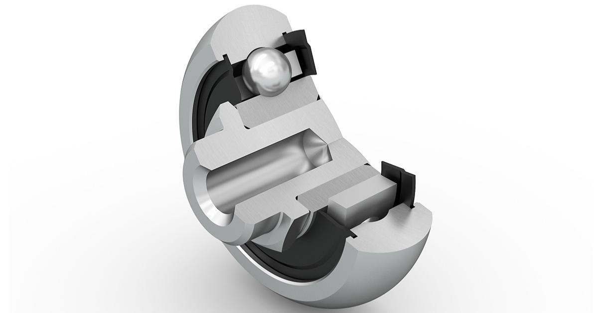 Risparmiare 100.000 $ con le guide lineari_Cuscinetto giro di sfere singolo_Compact Rail per ridurre spese_Rollon