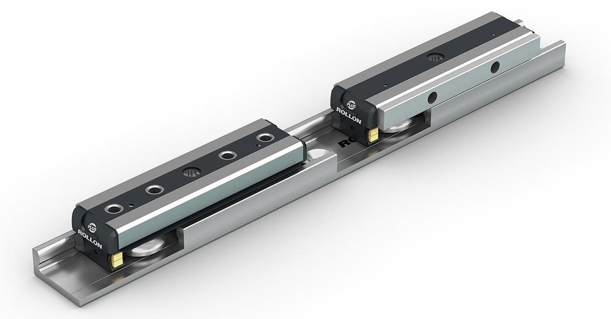 Compact Rail Plus: vielseitige lineare Führungsschiene